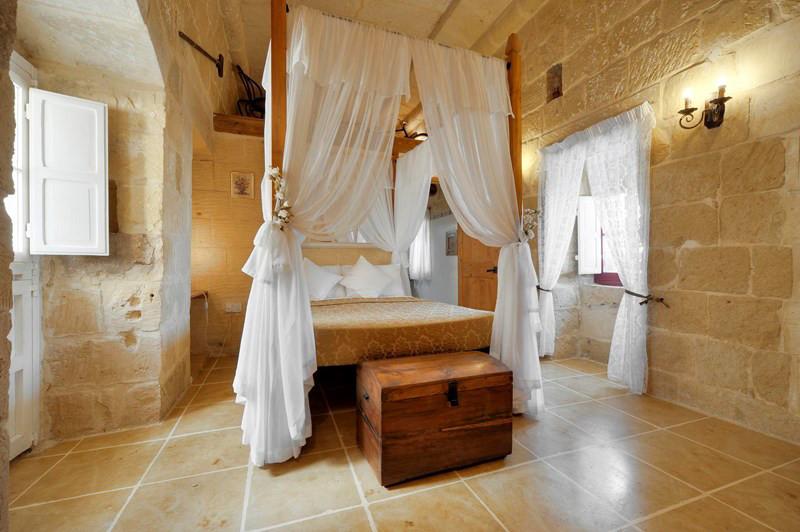 traditional villa for rent in Gozo, Malta
