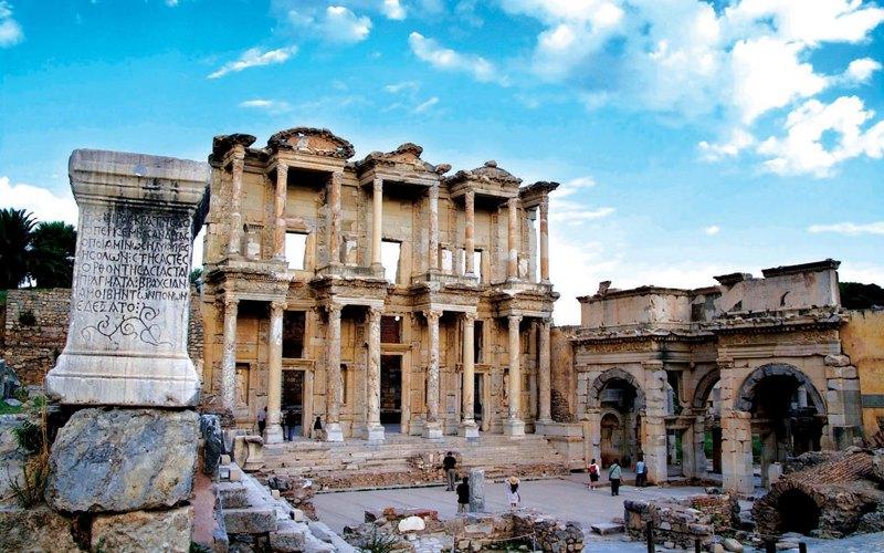 Ephesus City Turkey