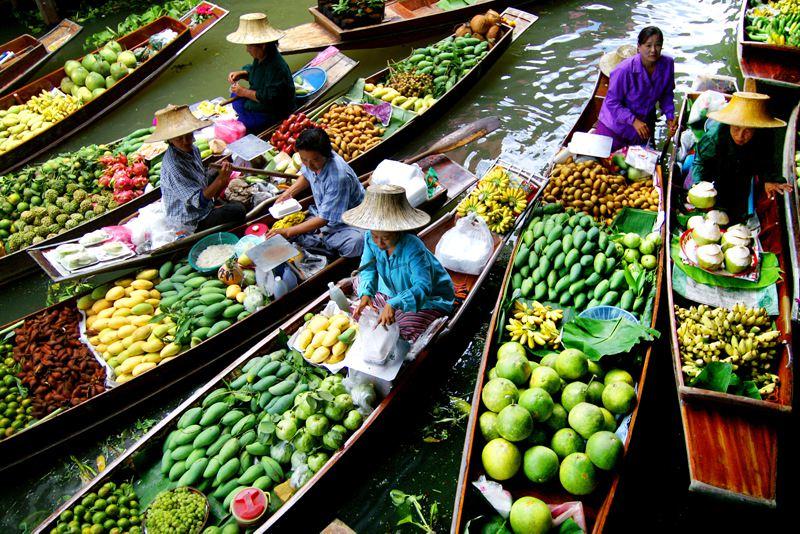 Floating Holidays Thailand