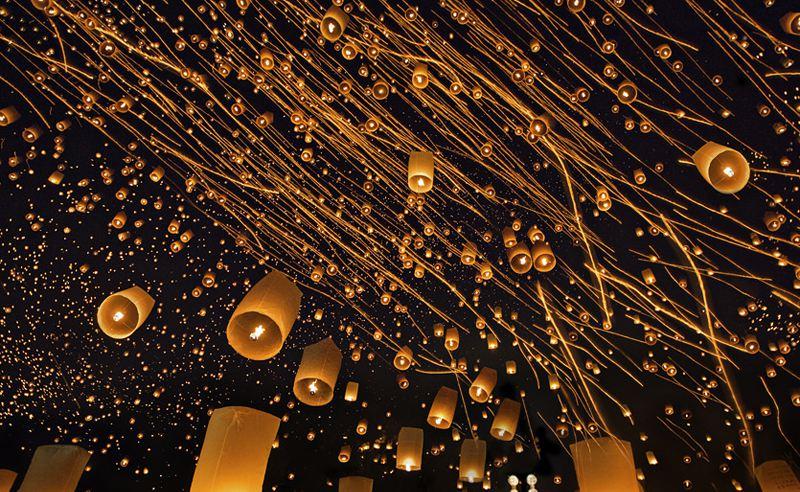 Lanterns Thailand