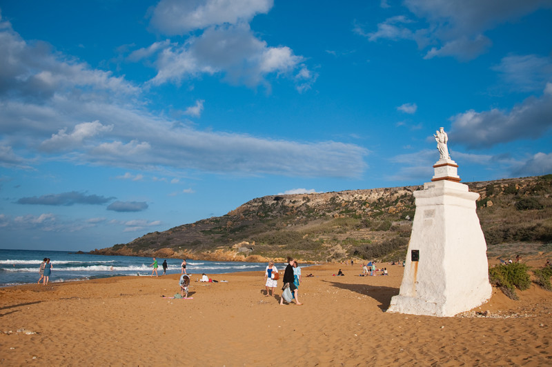 Gozo beaches