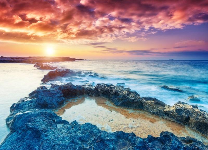 Sunsets Gozo Malta