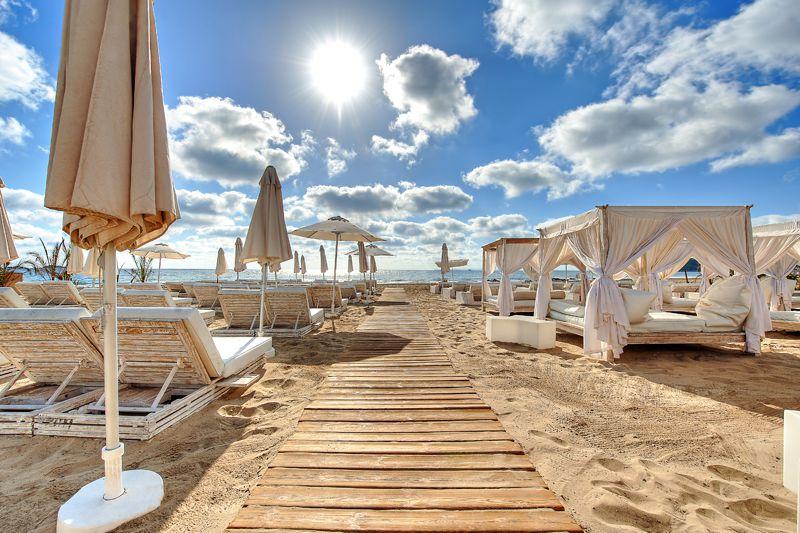 Sunny Ibiza Holiday