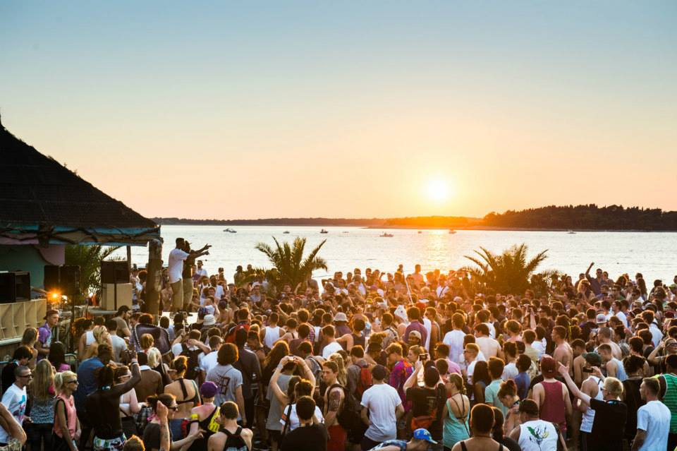 Outlook Festival, Split