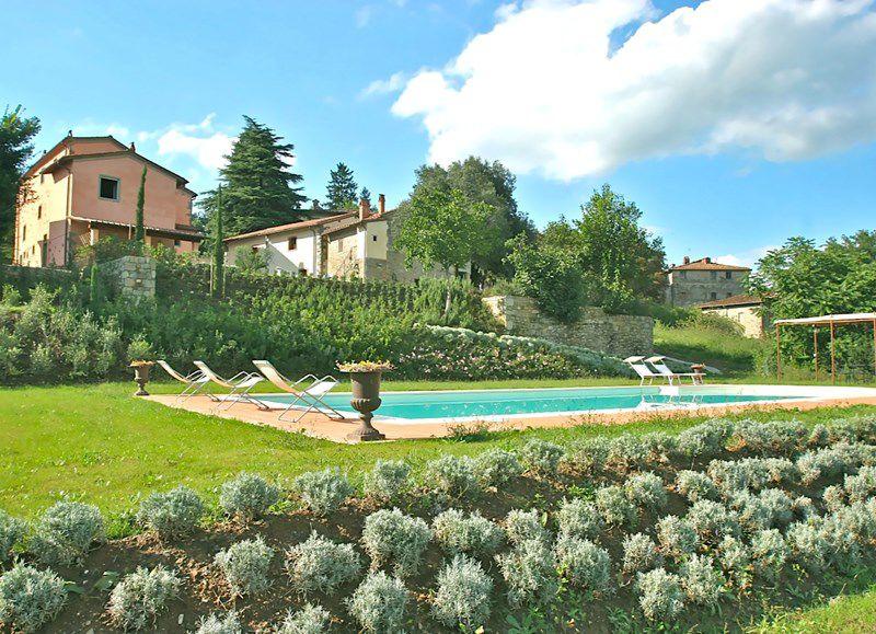 Villa Cherici Italy