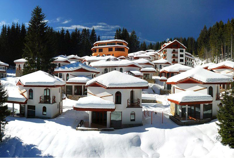 Ski chalet in Pamporovo Bulgaria to rent