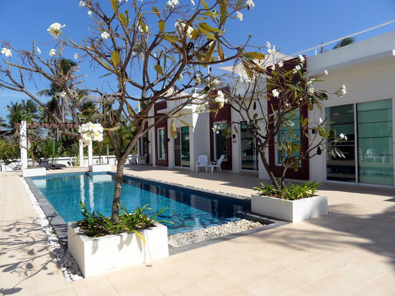 Hua Hin Pool Villa Cheap Villas Thailand