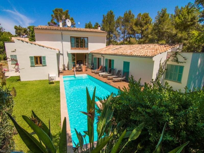 Villas in Spain, Majorca