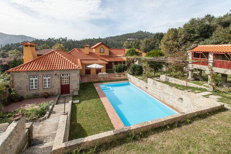 Casa do Eido Portugal Country Villa