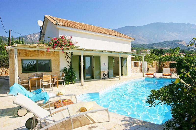 Villas in Kefalonia, Greece