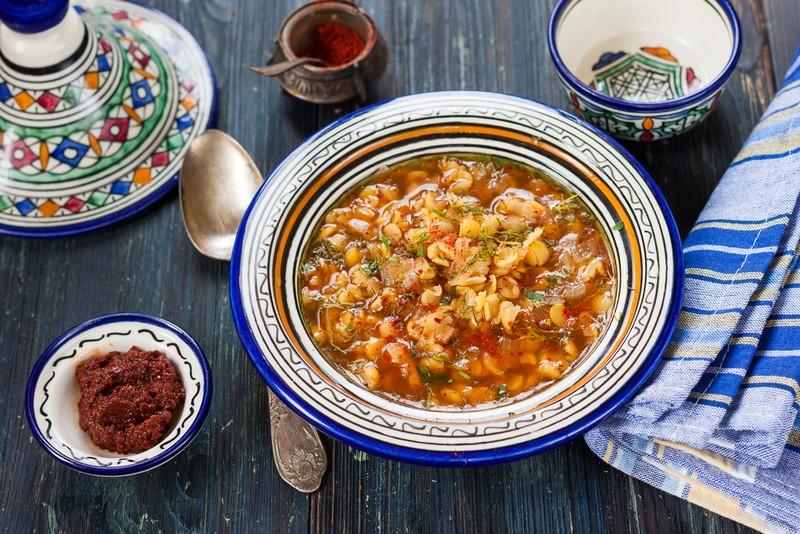 Bissara Soup