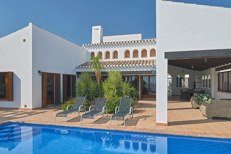 Villa Turquesa, Murcia. Heated Pool, Ideal All Year Round Villa #66402