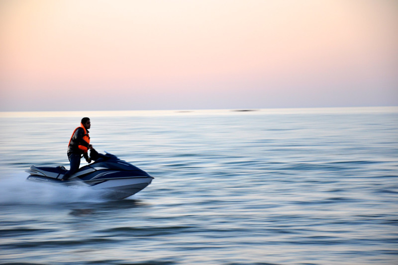 Jet Ski Celebrity Budget Holiday