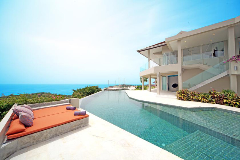 Luxury Villa in Thailand Celebrity