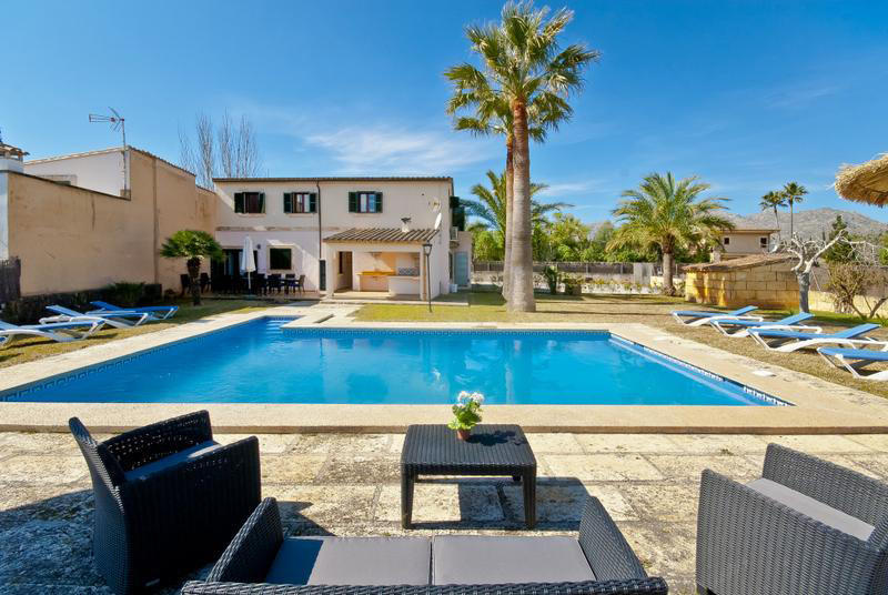 Villas in Spain, Majorca, Pollensa