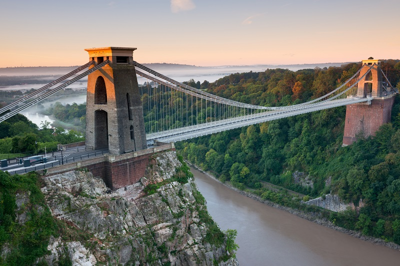 Bristol, a vibrant city in the southwest of England