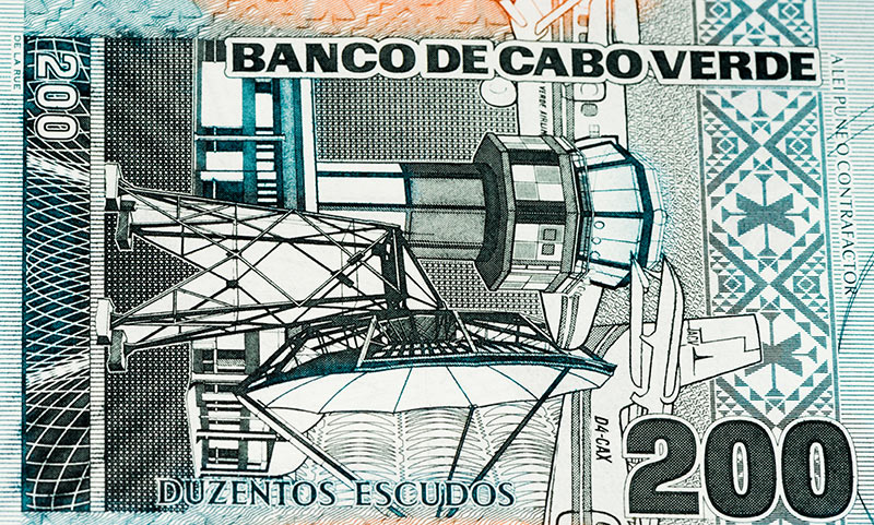 CVE200 main currency of Cape Verde