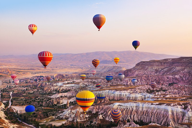 Turkey Hot Air Balloon