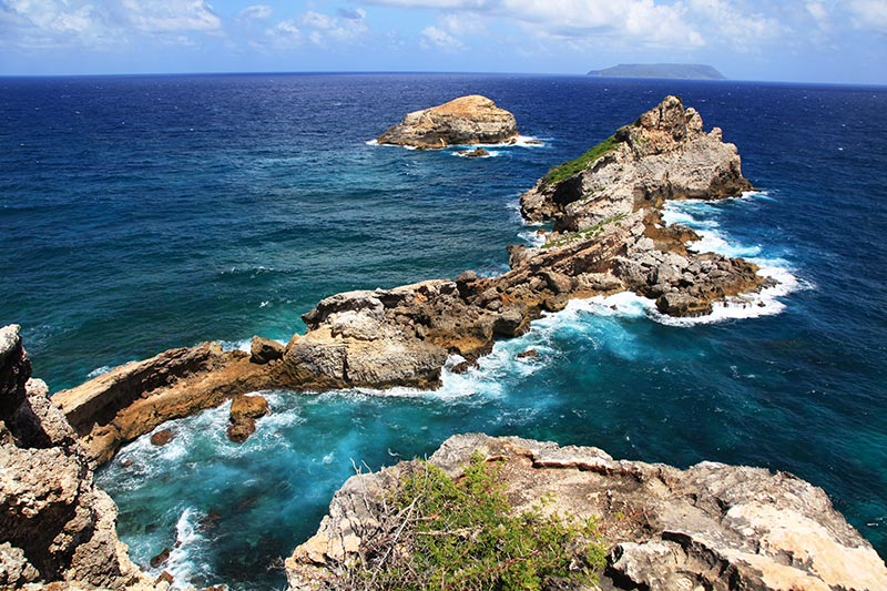 Castle Point, Guadeloupe