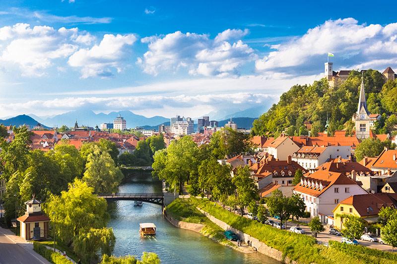 Kết quả hình ảnh cho beautiful ljubljana