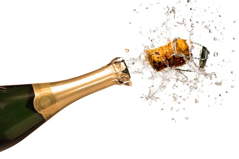 Champagne celebrity budget
