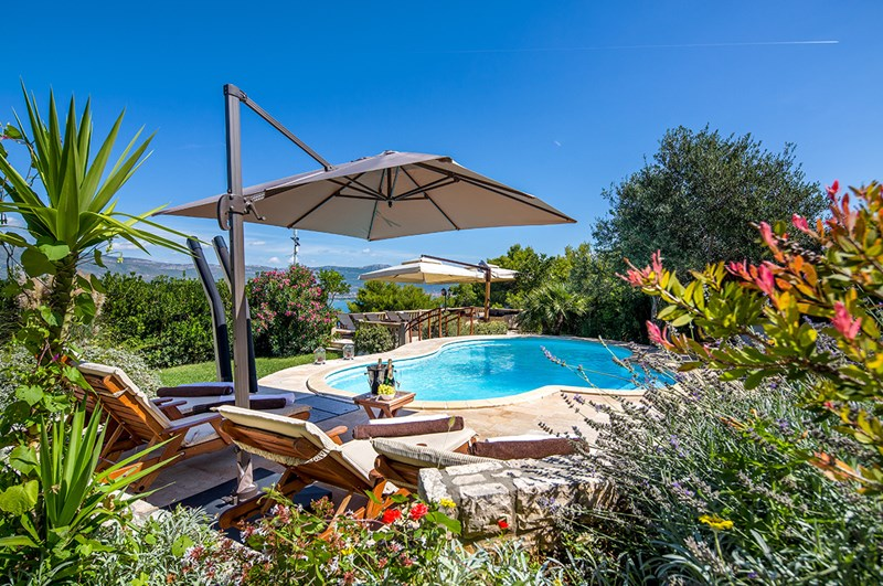 villa to rent in Trogir, Croatia