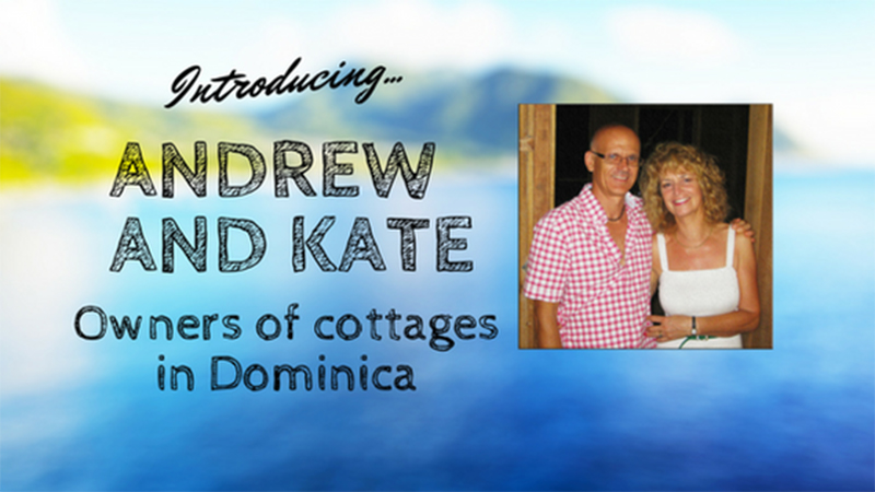 Introducing Kate and Andrew