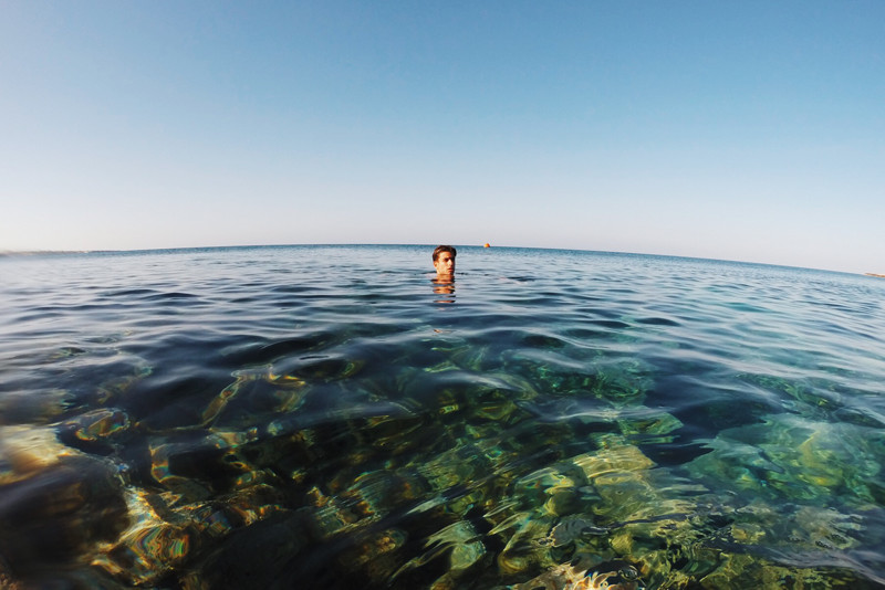 Cape Greco in Cyprus