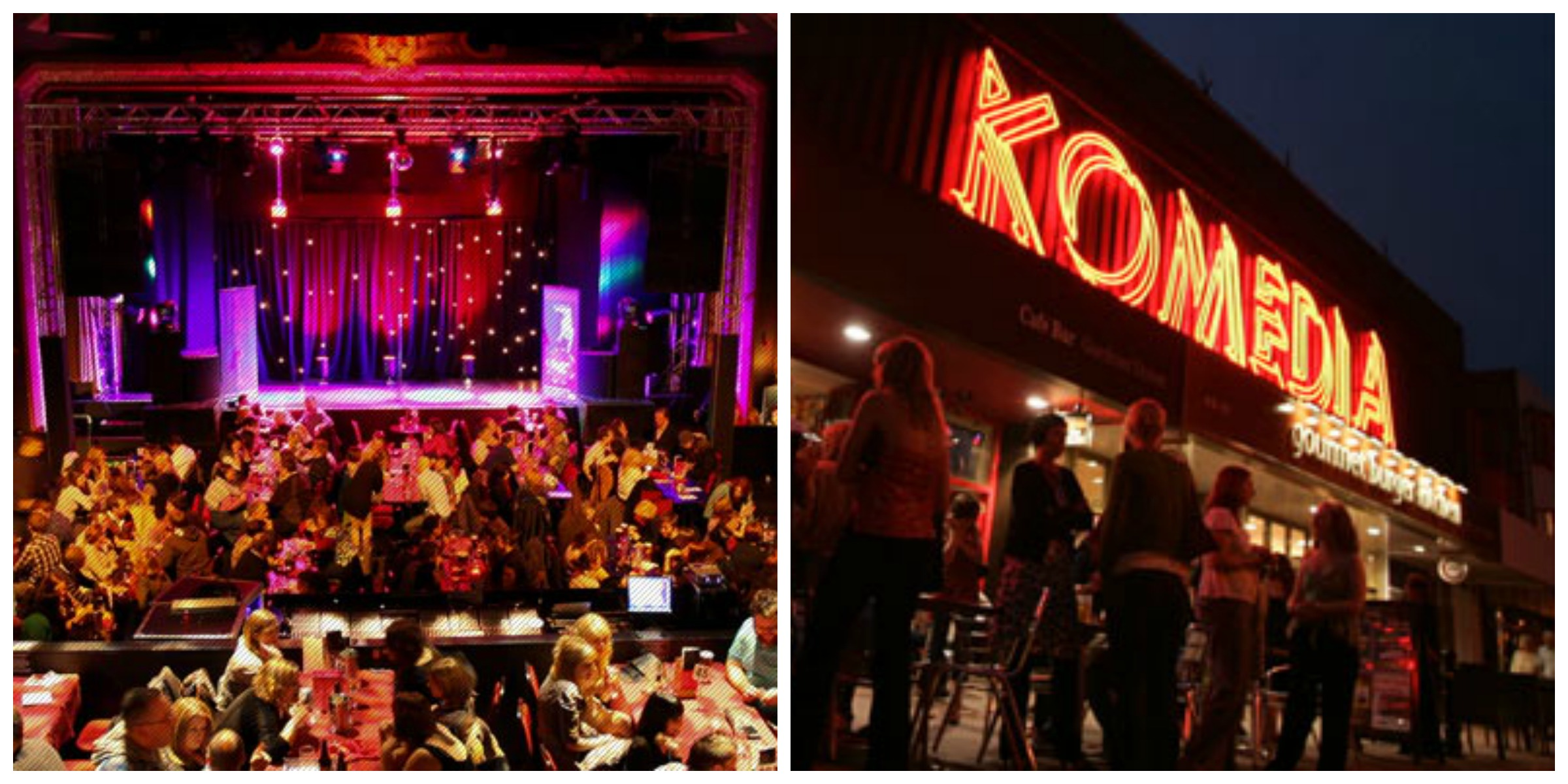 Komedia Comedy Club Brighton