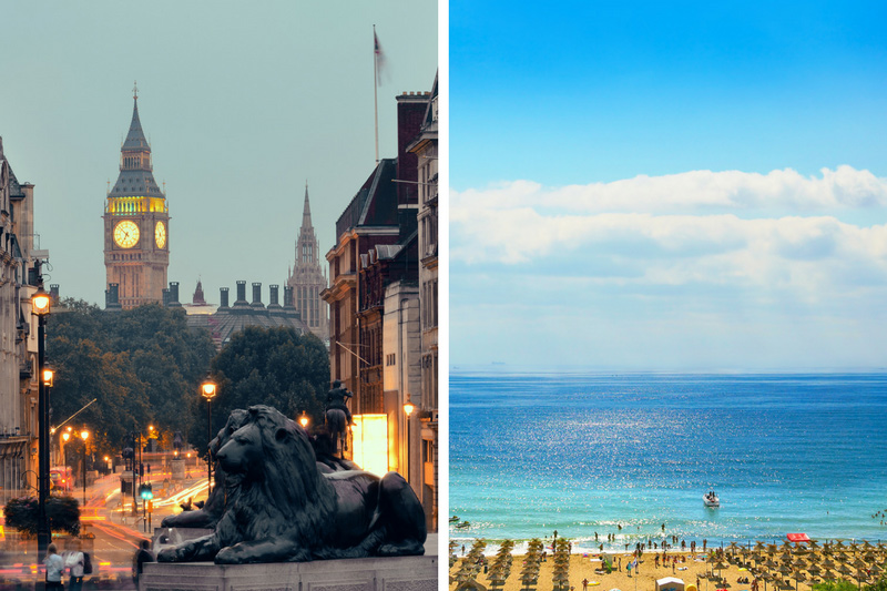 London vs Sunny Beach
