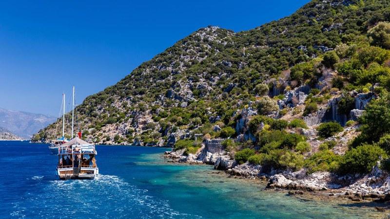 Turkey Sailing Holidays