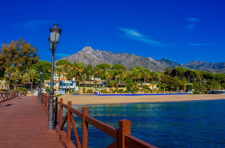 Villa in Marbella Spain Clickstay