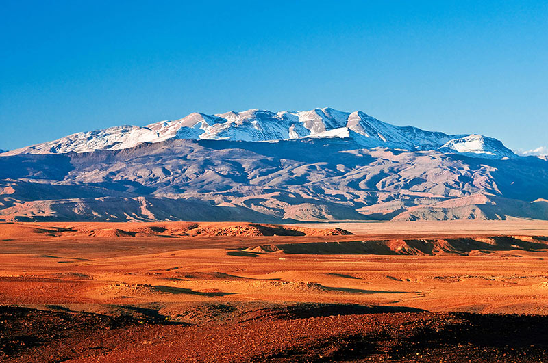 Morocco Mountains North Africa