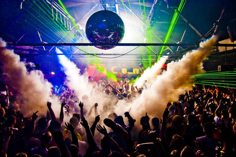 Nightclubs Barcelona Spain