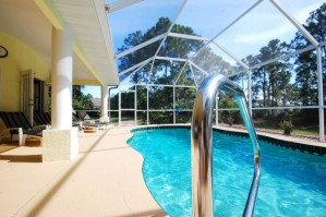 Pool shot - Rotonda