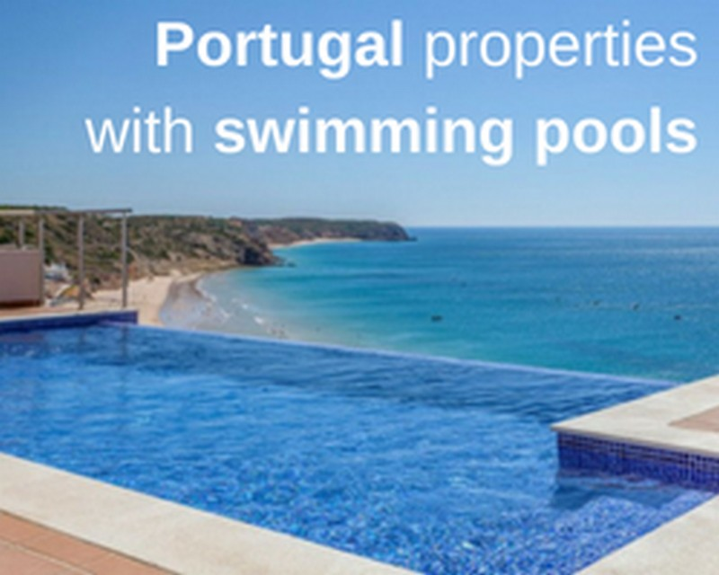 Summer 2018 holiday homes in Portugal with swimming pools