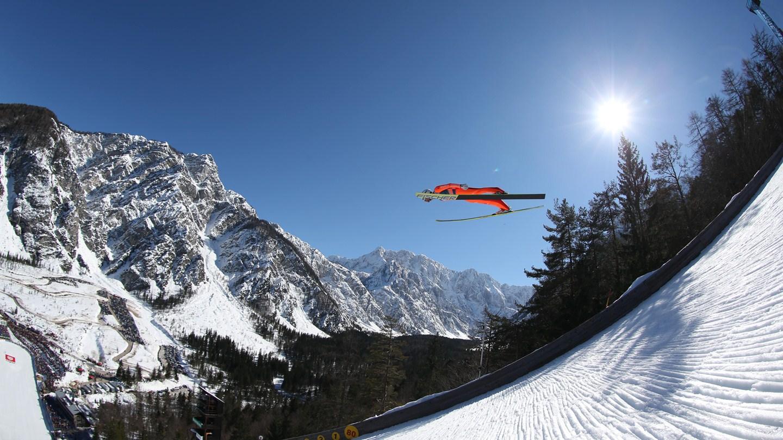 Ski Jump World Cup Slovenia