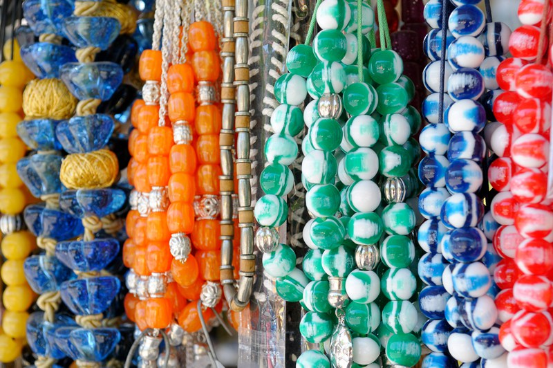 Trinkets in the Market, Cyprus
