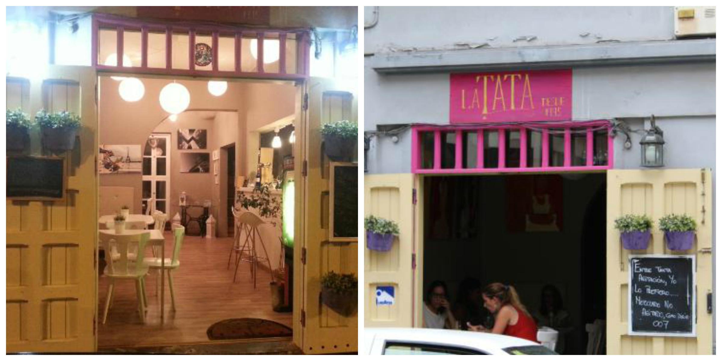 Tasca la tata restaurant Tenerife