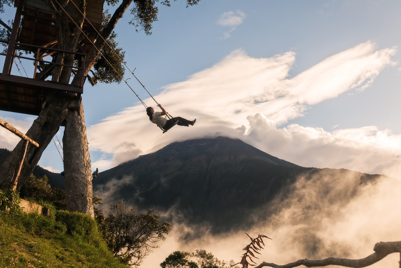 The Swing At The End Of The World Ecuador