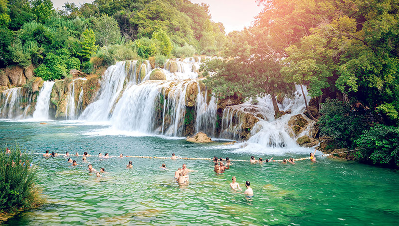 Krka National Park, Dalmatia