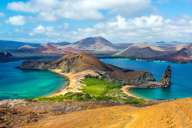 The Galapagos Islands Ecuador