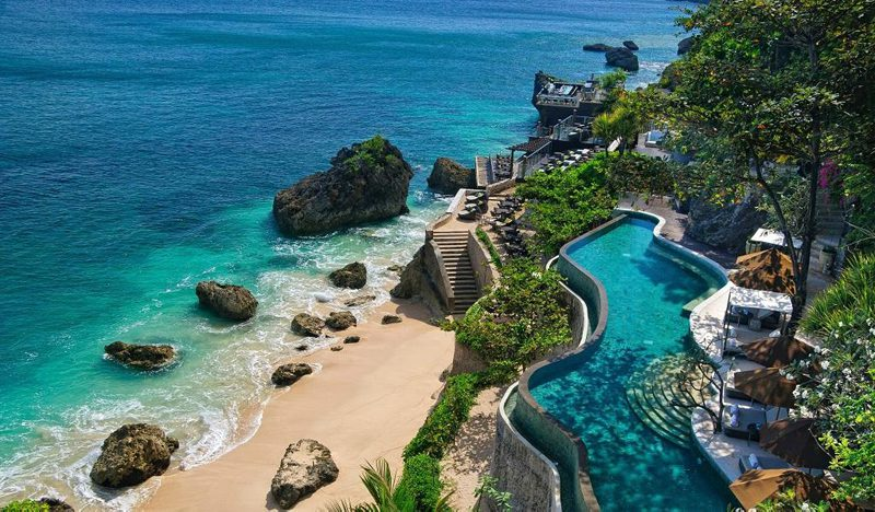 Luxury hotels in Bali