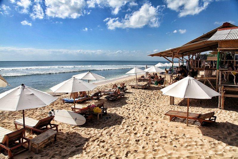 Blangan beach Bali