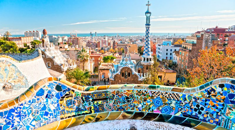 Barcelona Spain City