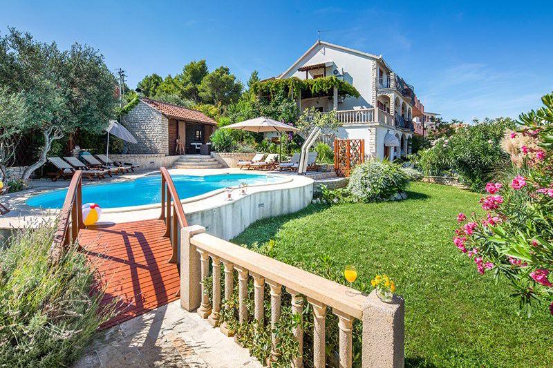 Villas in Croatia Clickstay
