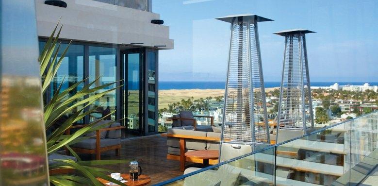360 Restaurant Bohemia Suites Gran Canaria
