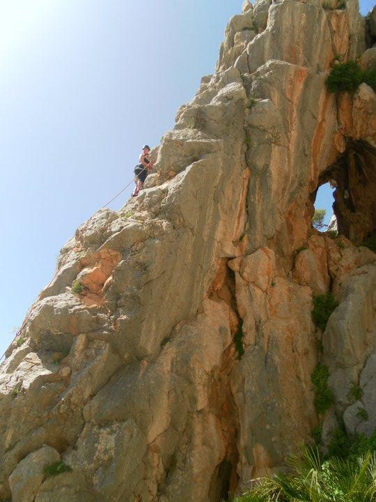 climbing el chorro