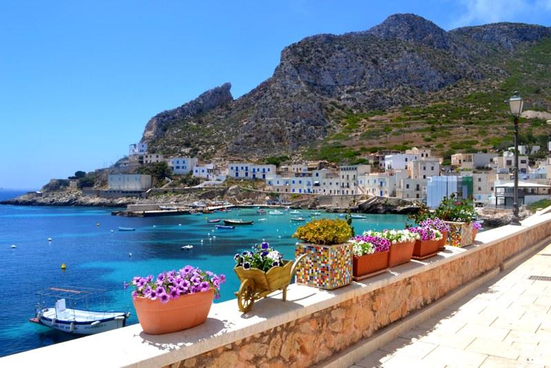 Trapani Sicily Italy