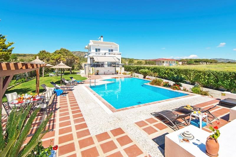 Villas in Greece, Villas in Rhodes